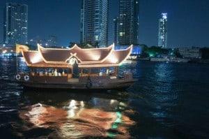 Bangkok Chao Phraya Riverside