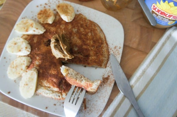 Perfect Buckwheat Protein Pancakes