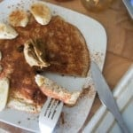Perfect Buckwheat Protein Pancakes