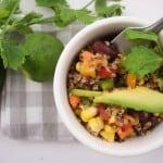 SW Quinoa Salad {Vegan}