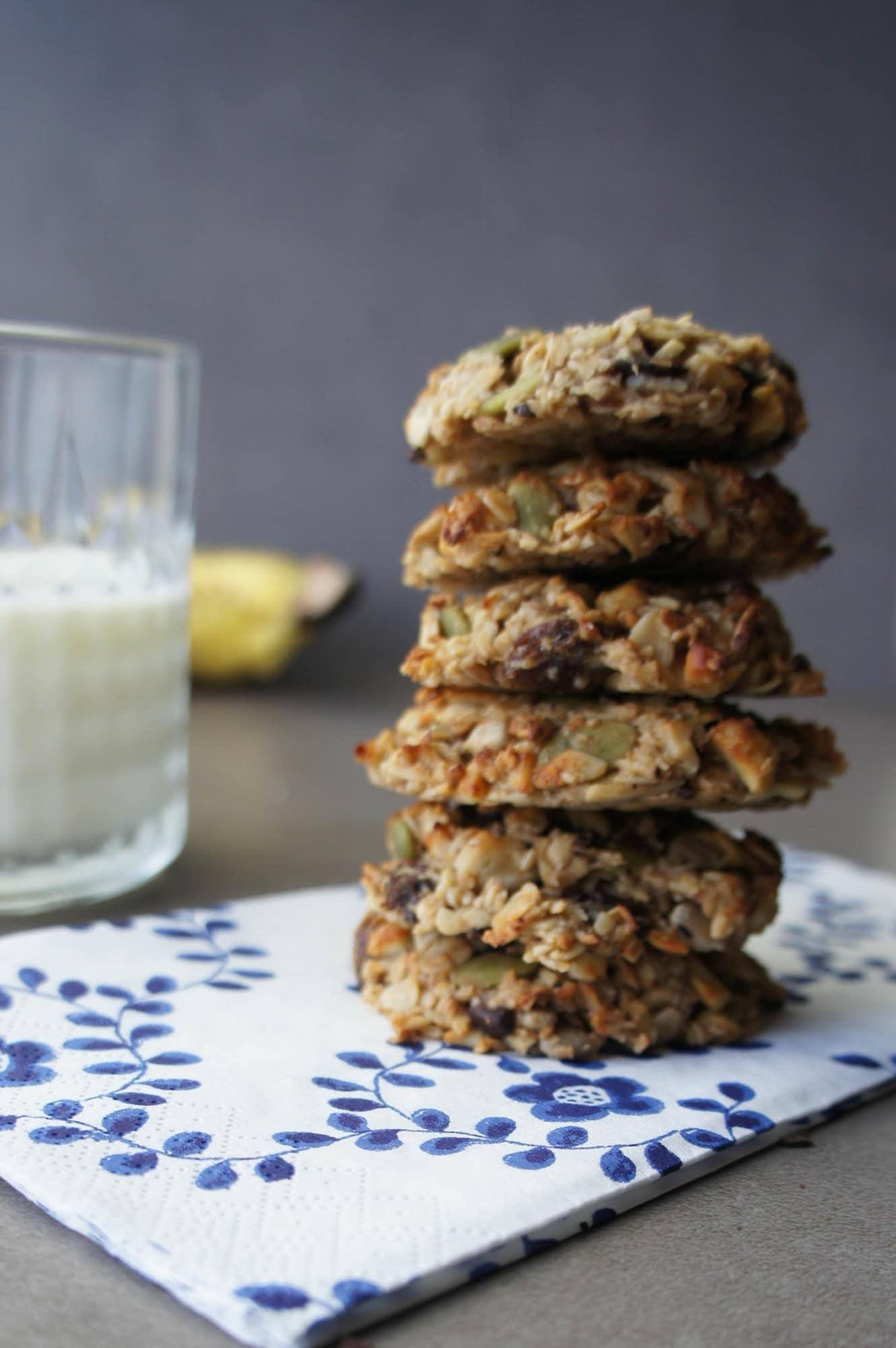 Good Morning Sunshine Breakfast Cookies : Breakfast cookies vegan gluten free and no sugar option
