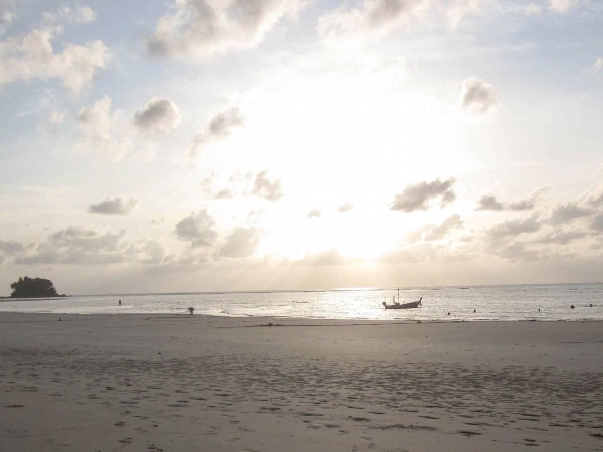Fishing Boats Nai Yang Beach