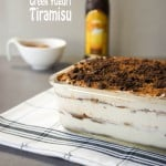 Mexican Chocolate Greek Yogurt Tiramisu {Gluten & Grain-Free}