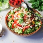 Addictive Asian Cabbage Salad