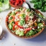Addictive Asian Cabbage Salad Recipe