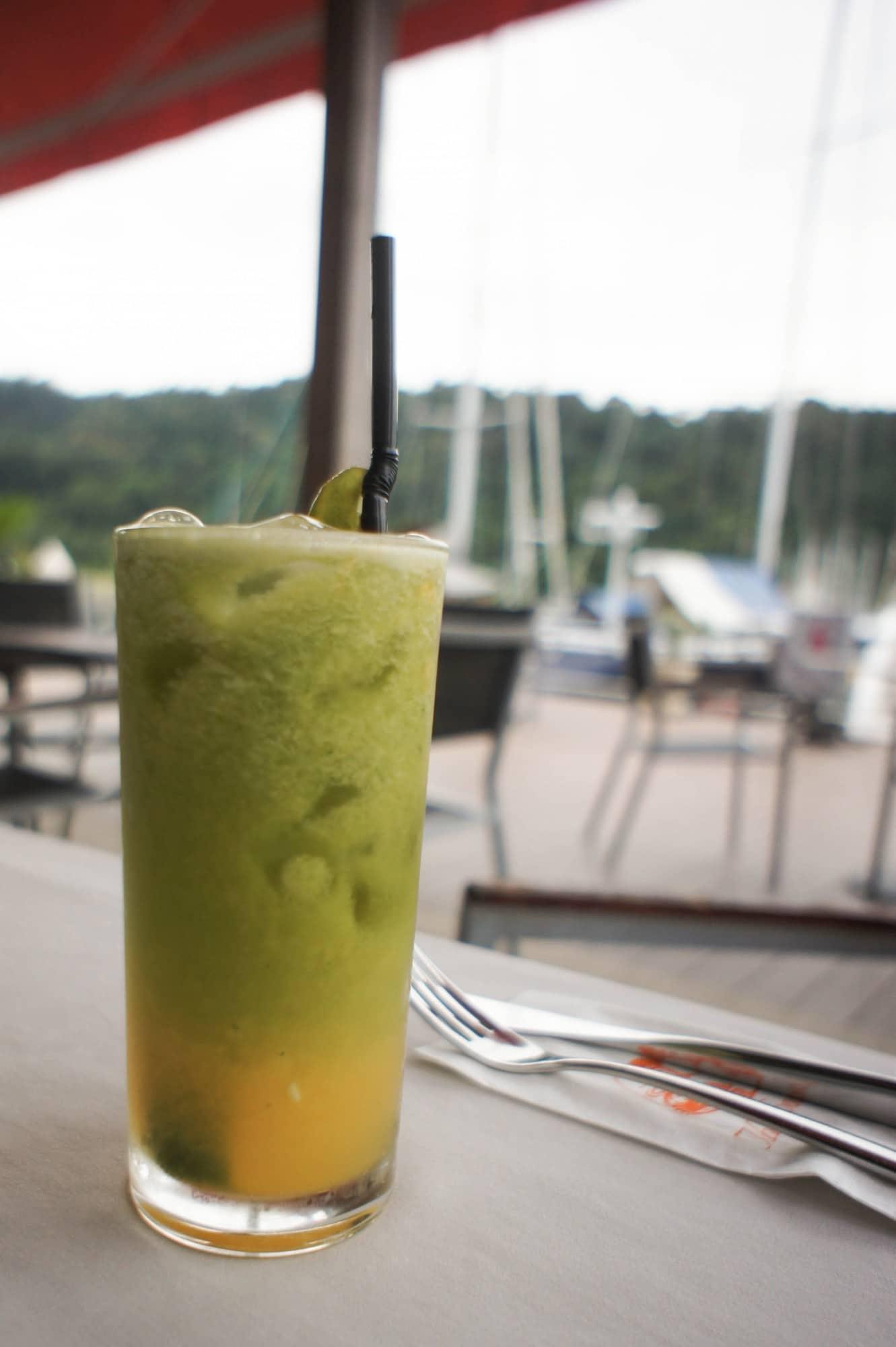 Green Juice Marina
