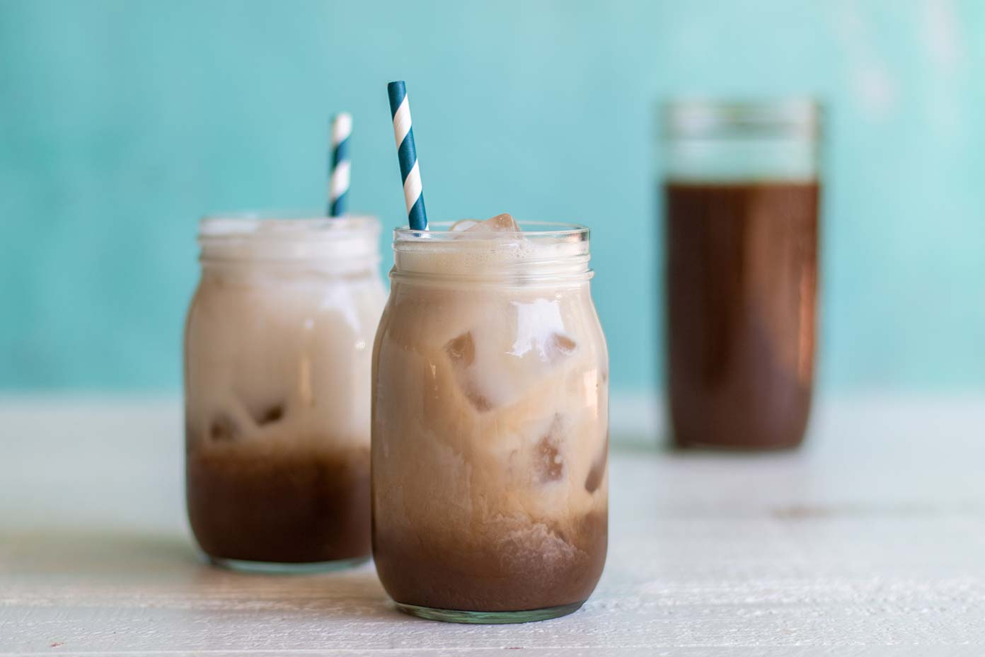 Salted Caramel Mocha Coffee Concentrate