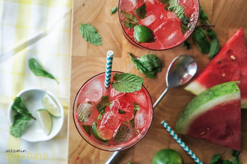 Postcard from Langkawi + Watermelon Mojito Recipe