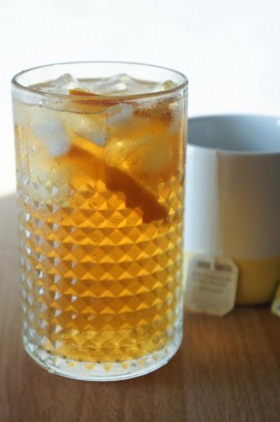 Good Earth Iced Tea