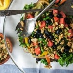 Summer Superfood Kale Salad