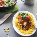 Lightened Up Chicken Tikka Masala