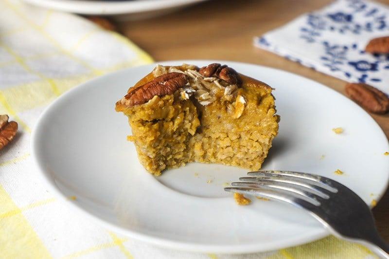 Pumpkin Pie Muffin