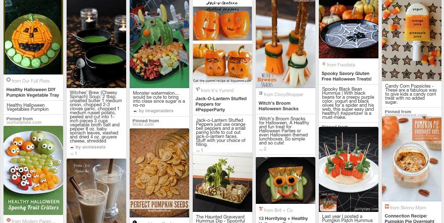 Pinterest Halloween