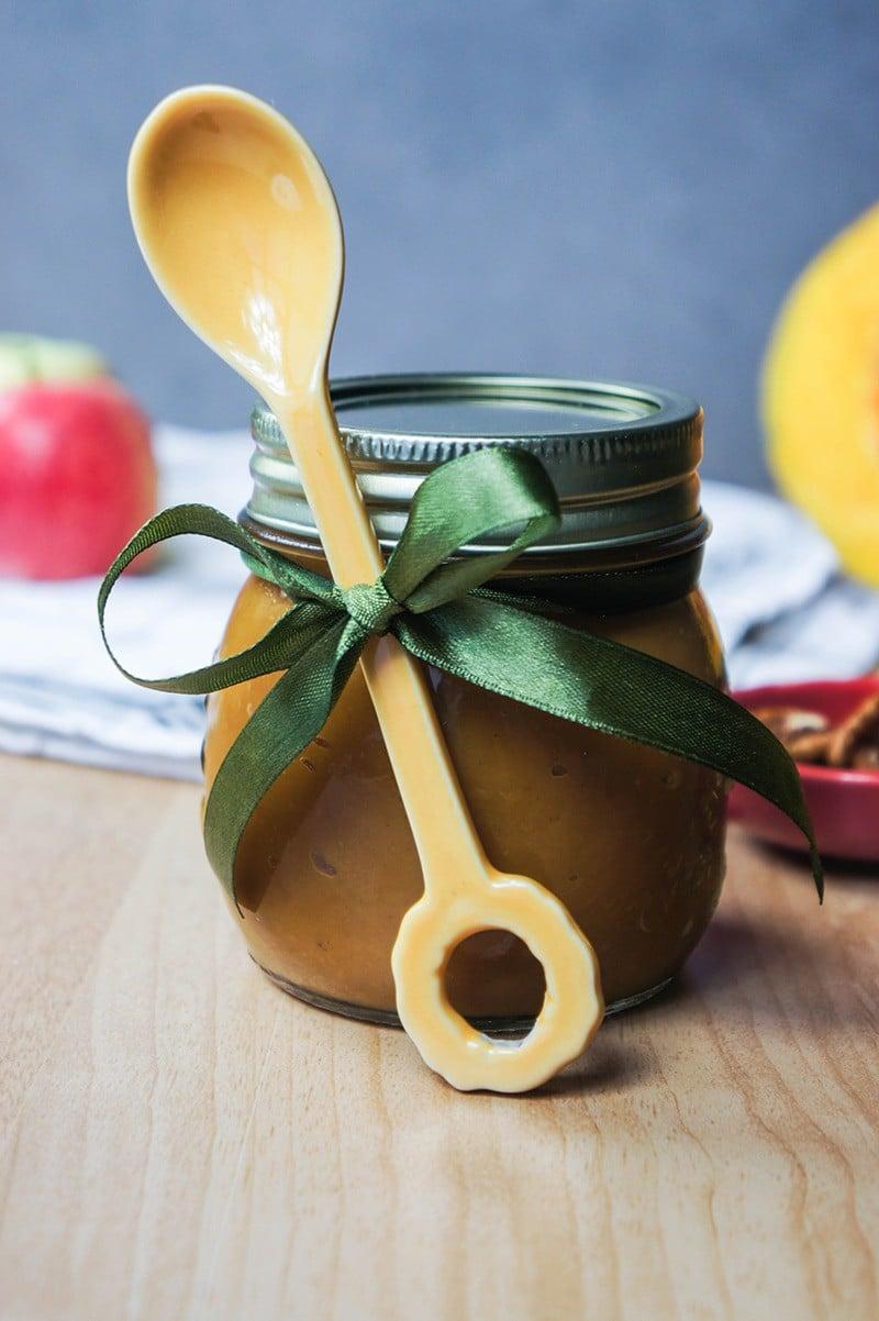 Pumpkin Apple Butter Gift Idea