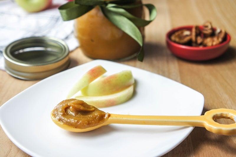 Velvety Pumpkin Apple Butter