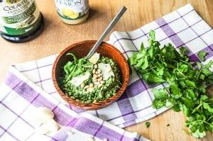 Super Green Watercress Pesto