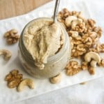 Walnut Cashew Butter