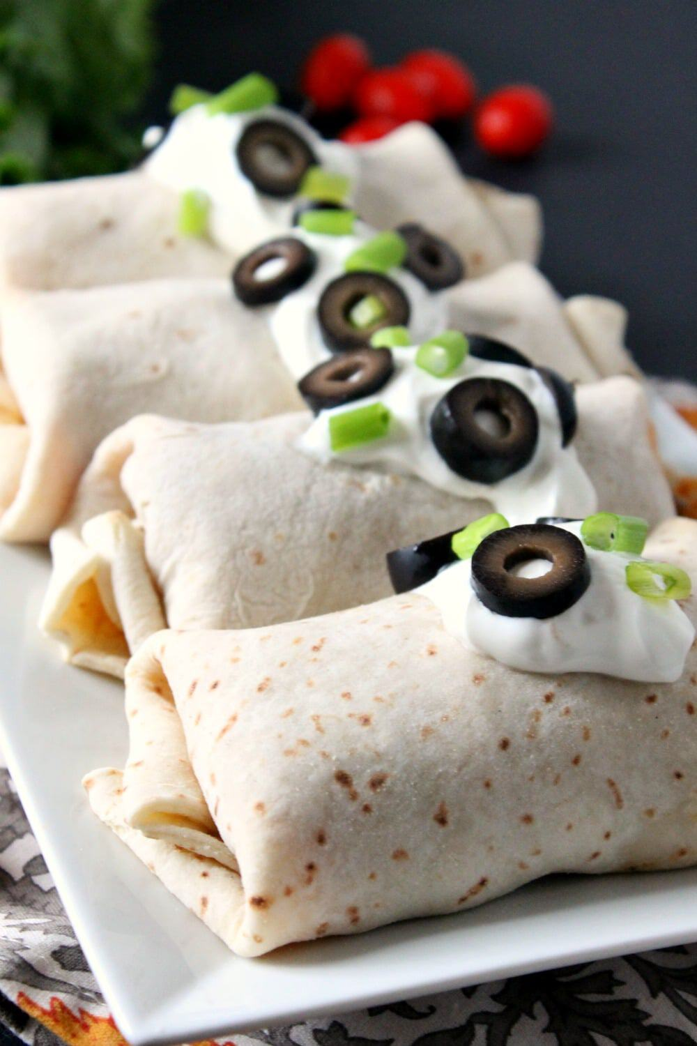 baked chicken chimichangas 3