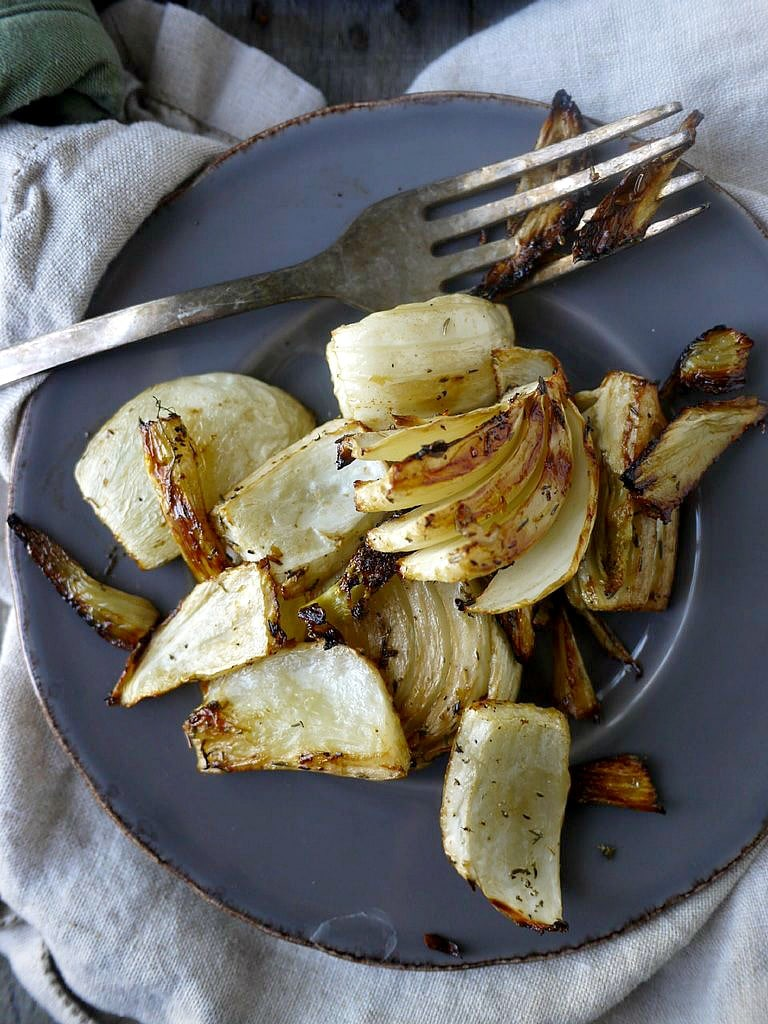 balsamic and thyme roasted fennel 9 adjusted