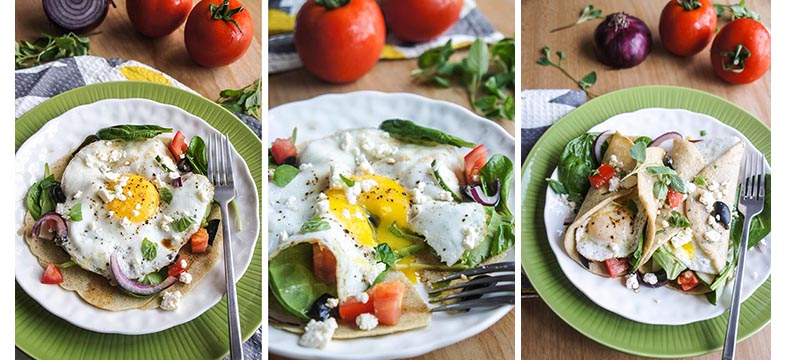 Greek Salad Crepes Guest Post