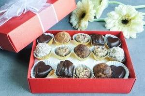 Valentine's LOVE Truffles
