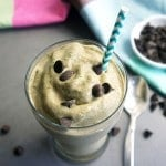 Java Chip Mocha Green Smoothie