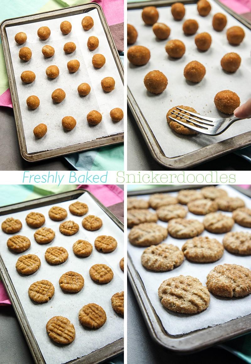 Snickerdoodles Baking