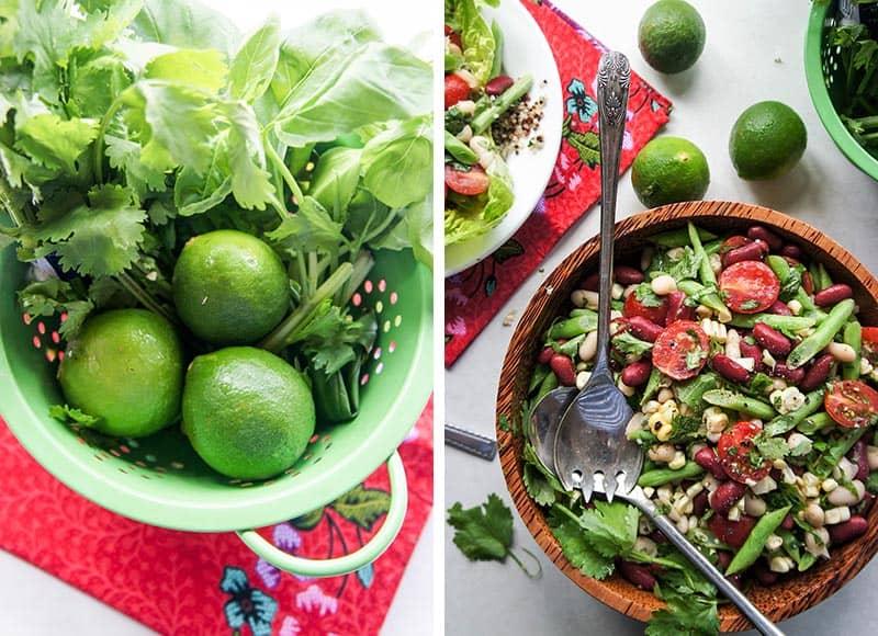 Summer 3 Bean Salad