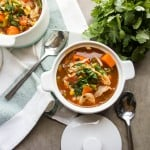 Detox Mexican Vegetable Soup