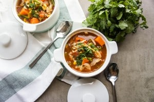 Detox Mexican Vegetable Soup