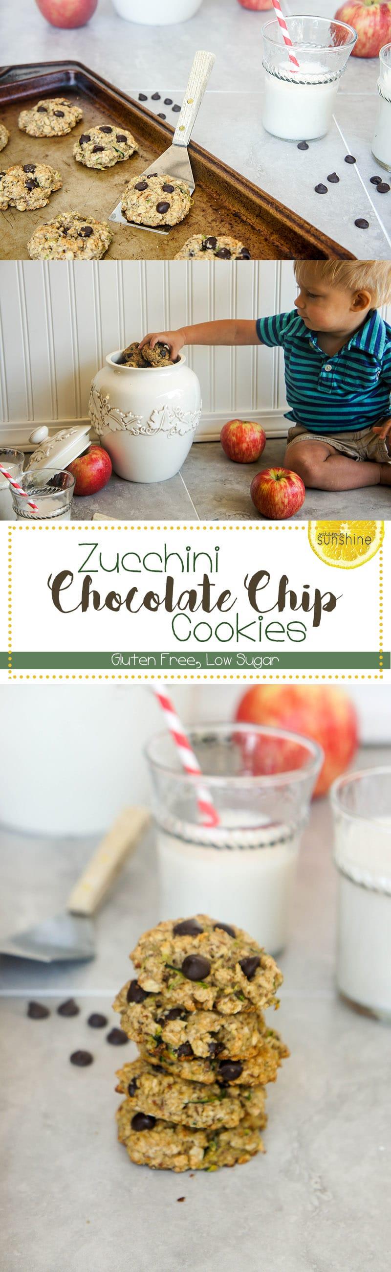 Zucchini Chocolate Chip Pin