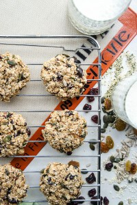 Irresistible Chewy Granola Cookies & Food Allergies in Children
