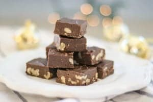 Paleo Fudge (Dairy and Refined Sugar Free)