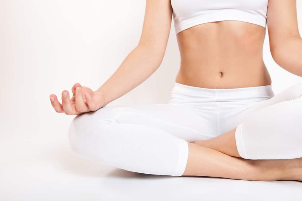 yoga mentality