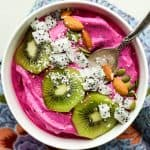 Dragon Fruit Smoothie Bowls + Happy Valentine's Day!