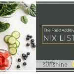 Food Additives to Avoid + A Clean Eating Kitchen Sweep