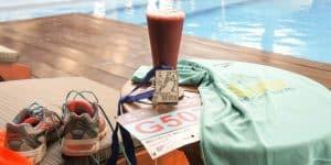 Putrajaya Half Marathon + Recovery Juice Recipe