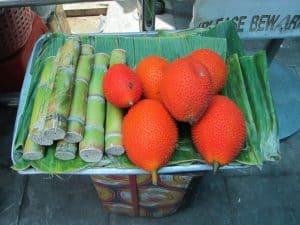 "Bangkok Street Eats + Thai Spring Rolls with ""No-Peanut"" Sauce"