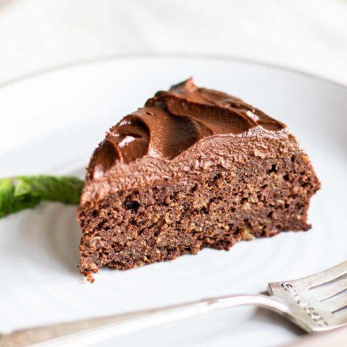 Chocolate Quinoa Cake Sunkissed Kitchen
