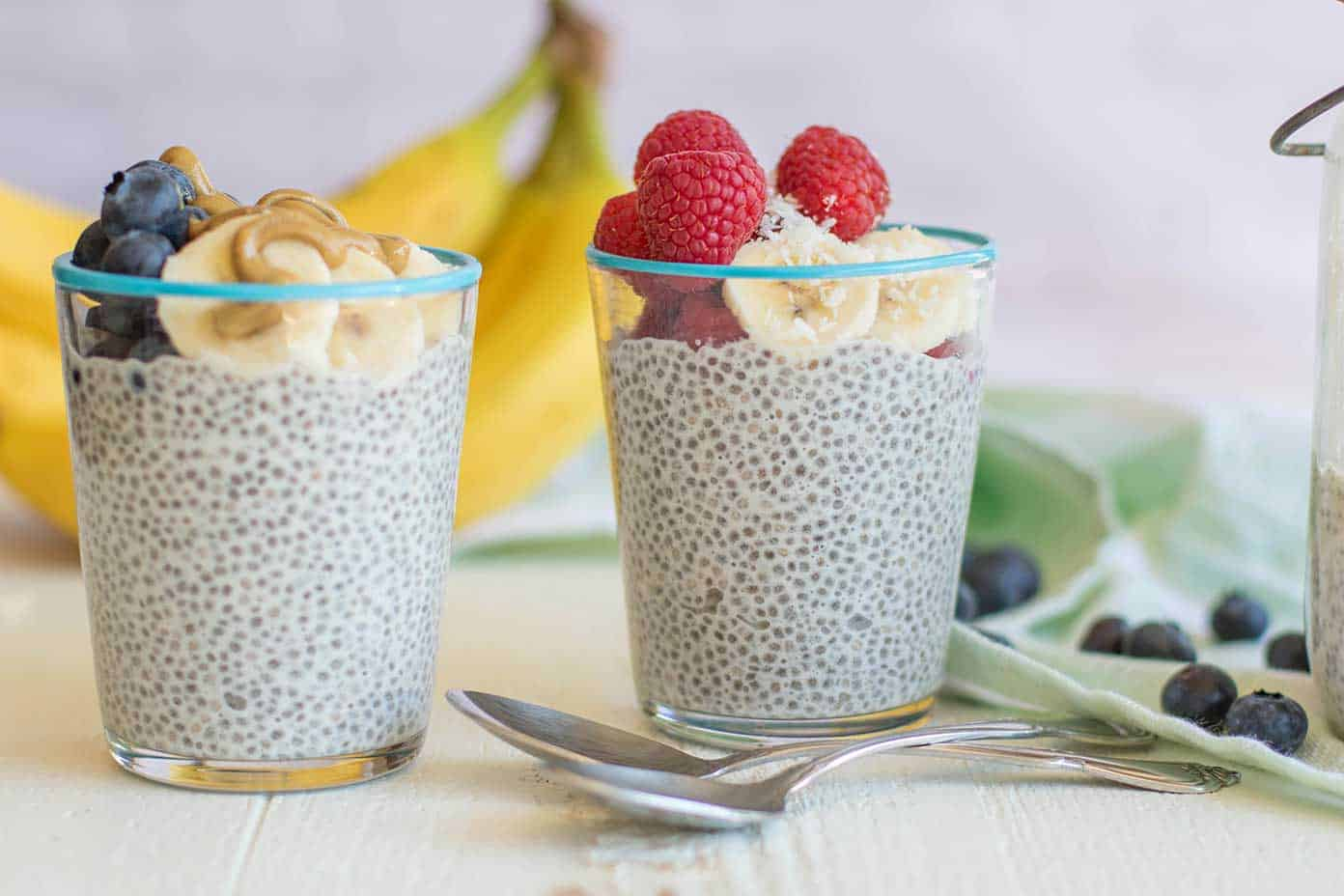 whole30 breakfast chia pudding sunkissed kitchen