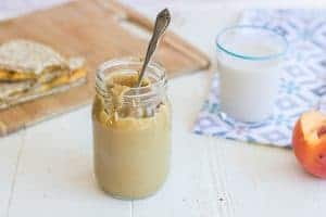 Homemade Sunflower Butter