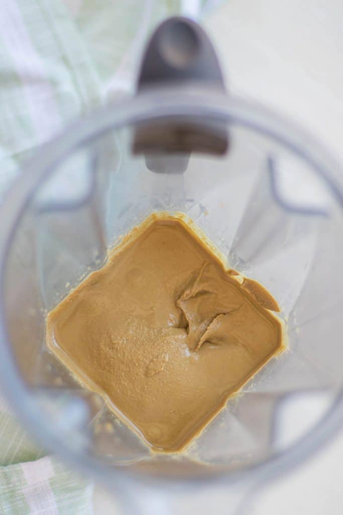 Sunflower Butter Recipe / Making sunflower seed butter at home is easy with a high speed blender or food processor.