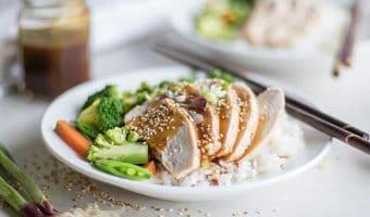 Easy Teriyaki Sauce Recipe (Soy Free, Gluten Free)