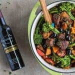 One Pot Balsamic Butternut and Chicken (Whole30)