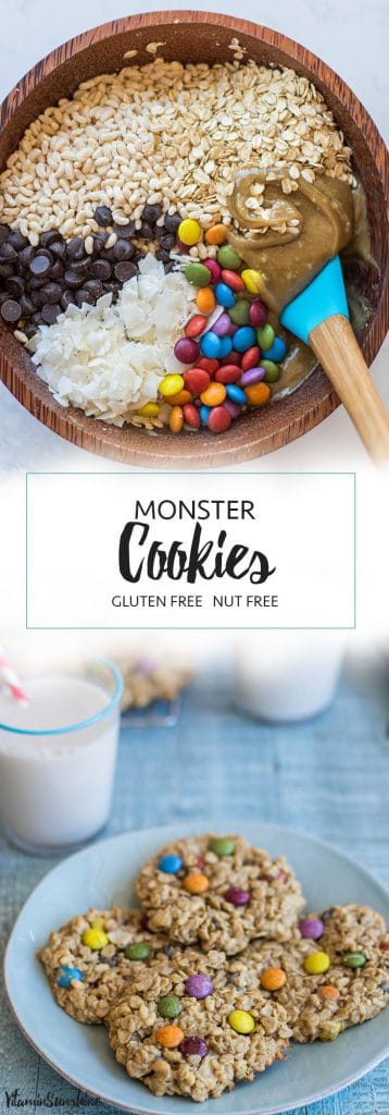 Whole Foods Monster Cookie Recipe