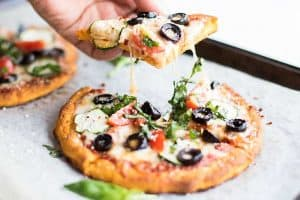 Paleo Sweet Potato Pizza Crust Recipe