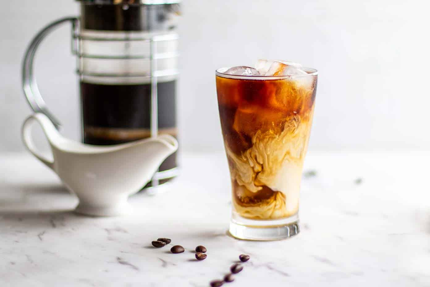How to Make Cold Brew Coffee - Sunkissed Kitchen