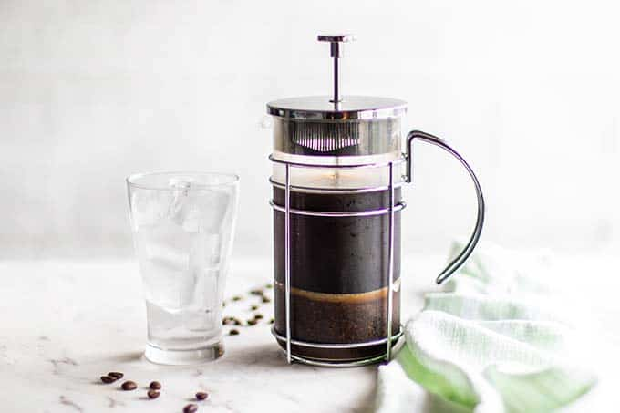 Using the correct cold brew coffee ratio will result in the best cup of coffee.