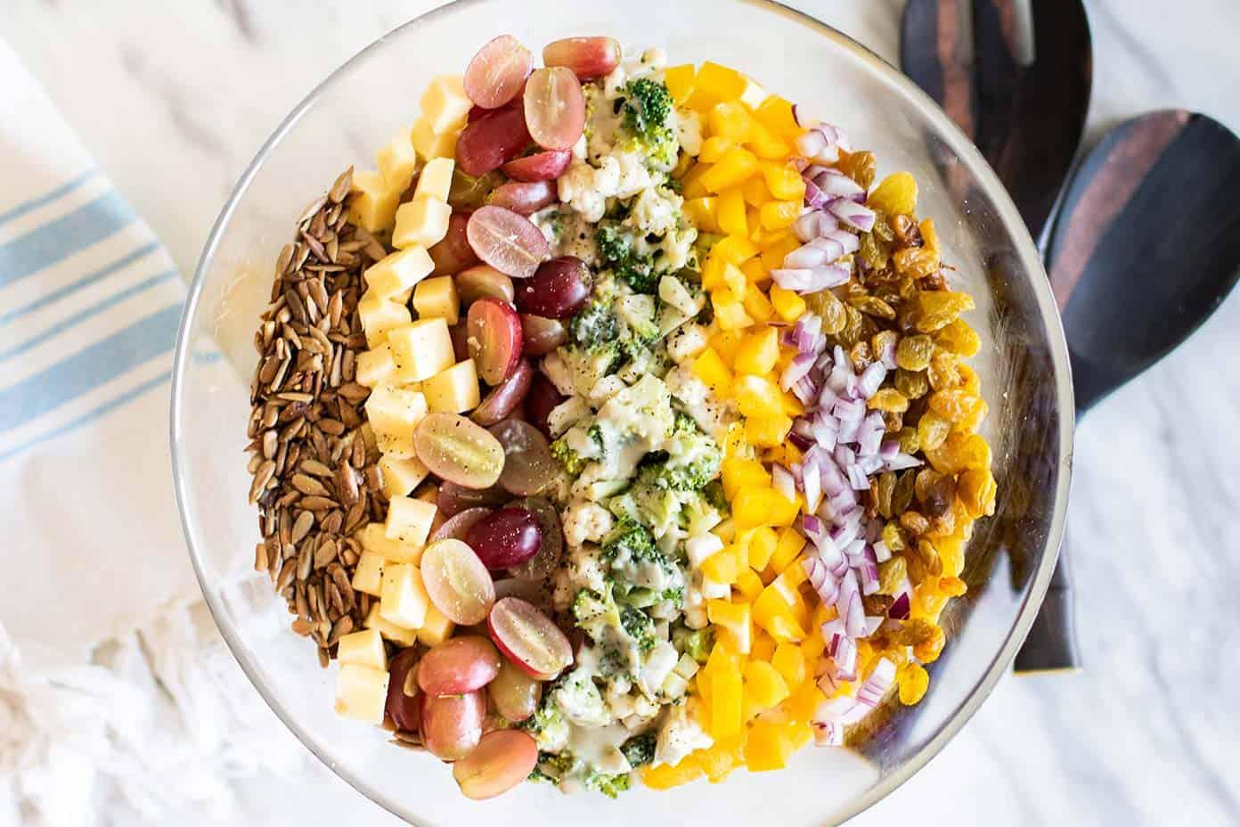 Best Broccoli Salad Recipe Love And Lemons