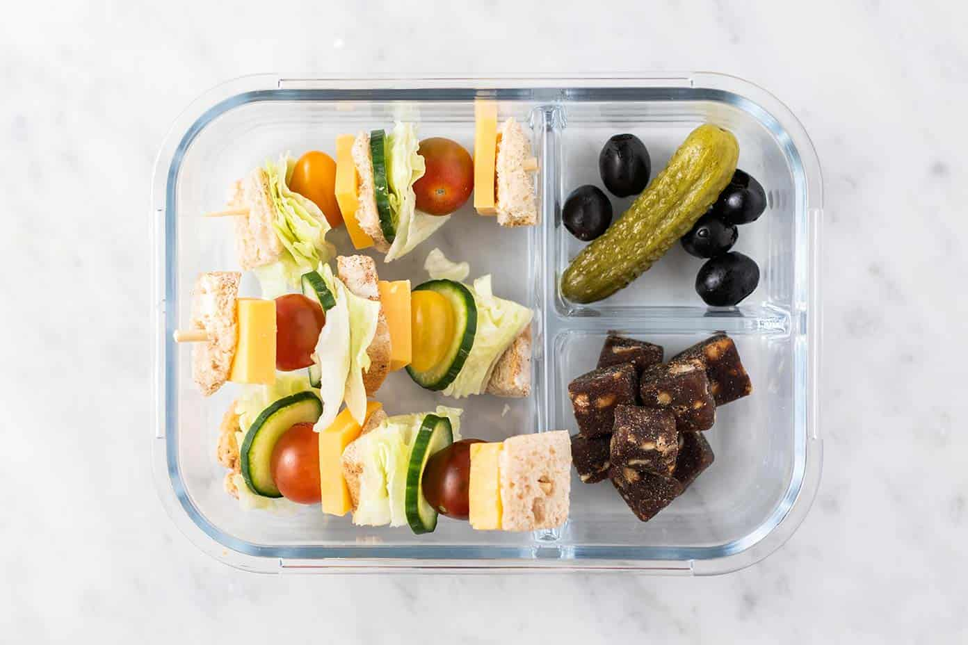 3 Easy Healthy School Lunch Ideas Sunkissed Kitchen